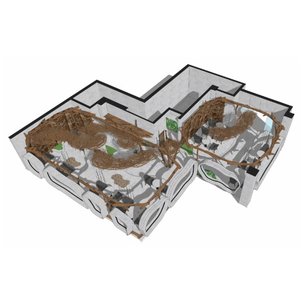 忆江山室内景观设计技术支持
