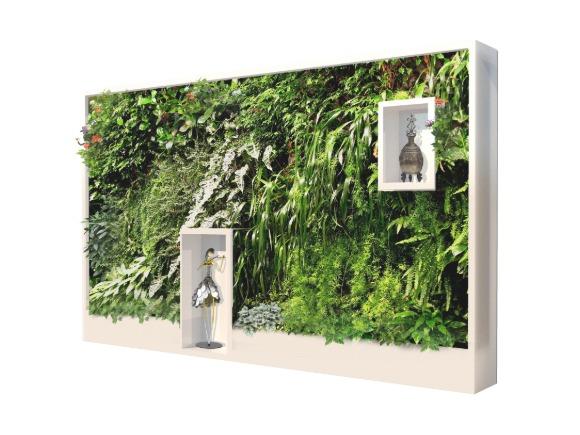隔断墙 绿化墙