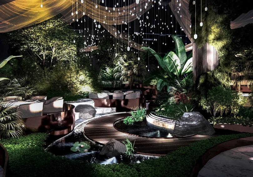 中式餐厅,生态餐厅,绿色餐厅