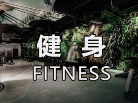 健身房景观设计-THEONE健身会所