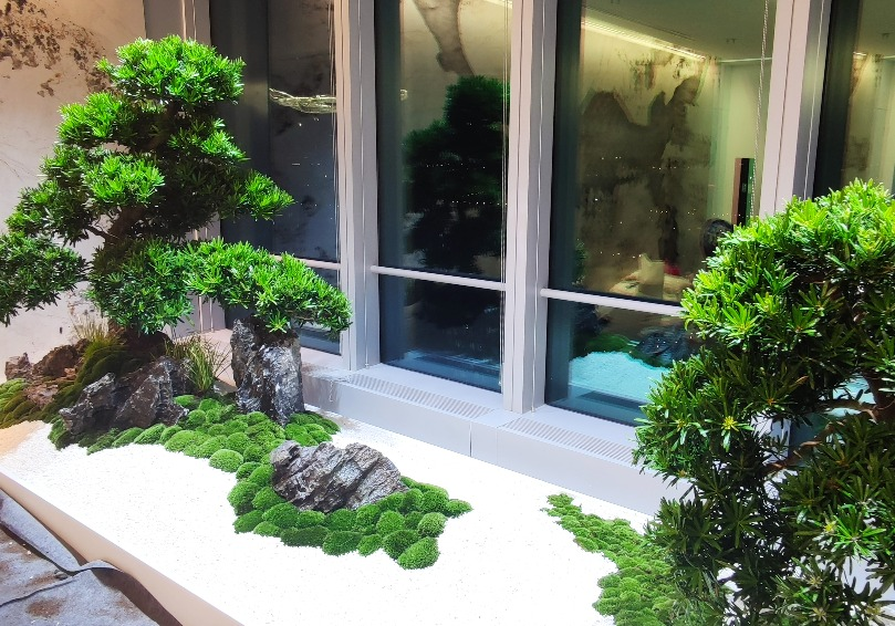 中庭景观,儿童空间,生态空间